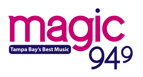 My Magic 94.9 - Tampa Bay's Best Music Logo